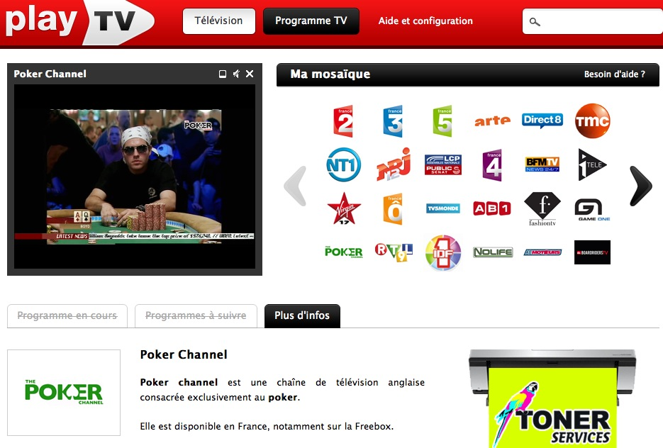 streaming play tv